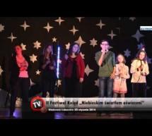 """Relacja VIDEO z Festiwalu """"Niebieskim Światłem Oświeceni"""""""