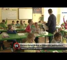 Pierwszy Dzień wiosny w lubawskiej podstawówce- video