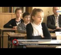 Egzamin szóstoklasistów – VIDEO