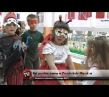 Bal Karnawałowy w Przedszkolu Miejskim – relacja VIDEO