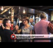 Relacja VIDEO z Balu Andrzejkowego osób niepełnosprawnych