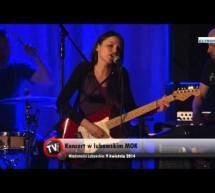 Koncert w lubawskim MOK- relacja video