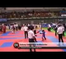 Sukcesy Lubawskich Kickbokserów