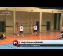 2. kolejka lubawskiej halówki – VIDEO