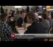 Dzień Liczby Pi w Gimnazjum- relacja video