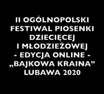 """""""Bajkowa Kraina"""" odbyła się online"""