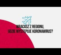 Co musisz wiedzieć o koronawirusie? Spot informacyjny Ministerstwa Zdrowia