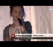 """Konkurs dla wokalistów """"Wygraj szanse""""- relacja video"""