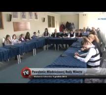 Relacja Video z I sesji Młodzieżowej Rady Miasta Lubawa