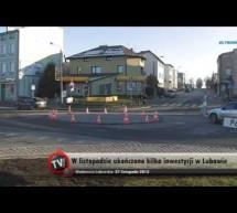 Relacja Video z zakończenia miejskich inwestycji