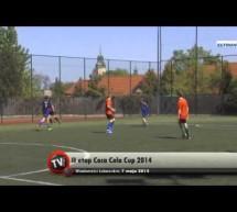 II etap Coca Cola Cup 2014- relacja video