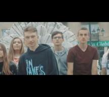 Teledysk lubawskiej młodzieży! Gratulacje!