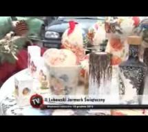 Jarmark Świąteczny w Lubawie