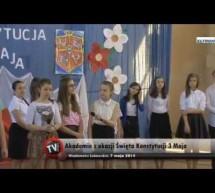 Akademie z okazji Święta Konstytucji 3 Maja- relacja video