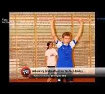 Lekkoatleci na testach kadry – VIDEO