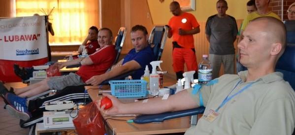 Kolejna zbiórka krwi