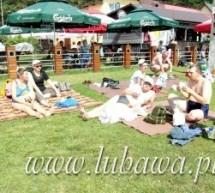 Uczestnicy ŚDS w Hartowcu