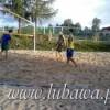 Wakacyjny Turniej Plażowej Piłki Siatkowej z okazji Dni Lubawy