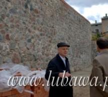 Minister Piotr Żuchowski z wizytą w Lubawie