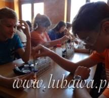 Nietypowe zajęcia chemii…w Toruniu