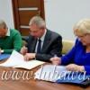 Podpisanie umowy na rewitalizację Łazienek