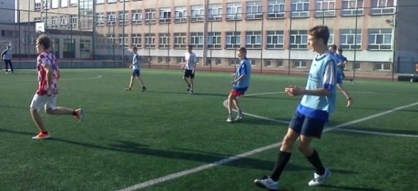 Gimnazjalne Turnieje Piłki Nożnej