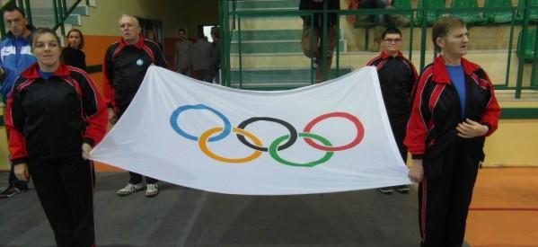 Lubawa. XX Terenowa Olimpiada Osób Niepełnosprawnych Lubawa 2013r.