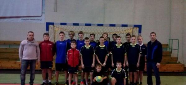 Turnieju Piłki Ręcznej Chłopców o Puchar Dyrektora ZPO w Bieżuniu