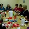 Filcowanie, kolejna metoda poznana przez uczestników Rękodzieła