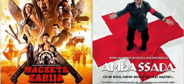"""""""Ambassada"""" i """"Maczeta zabija"""" to kolejne propozycje Kina Pokój"""
