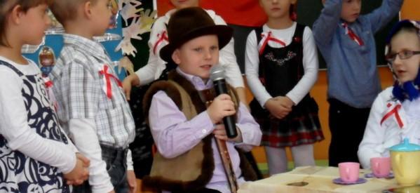 Święto Odzyskania Niepodległości w Przedszkolu Miejskim w Lubawie