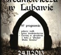 Jesień średniowiecza w Lubawie