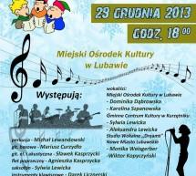 Koncert Kolęd i Pastorałek – świąteczna propozycja dla mieszkańców Lubawy