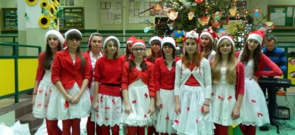 Mikołaj nie zapomniał i o gimnazjalistach!