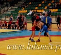 Otwarte Mistrzostwa Województwa w zapasach w Lubawie