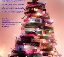 Biblioteka życzy: Wesołych Świąt!