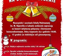 W oczekiwaniu na Boże Narodzenie, czyli tradycyjny koncert świąteczny Szkoły Podstawowej