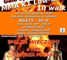 Lubawska Gala Sportów Walki