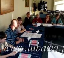 Młodzieżowi radni pracowali nad swoim harmonogramem działań