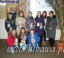 Wolontariusze ze Szkoły Podstawowej w służbie WOŚP