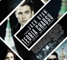"""Chris Pine, Kevin Costner, Keira Knightley w znakomitym filmie akcji """"Jack Ryan: Teoria chaosu"""""""