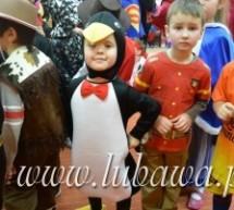 Księżniczki, biedroneczki, kowboje, a nawet pingwin…czyli bal przebierańców u przedszkolaków