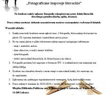 """Miejska Biblioteka Publiczna zaprasza na drugą edycję konkursu """"Fotograficzne impresje literackie"""""""