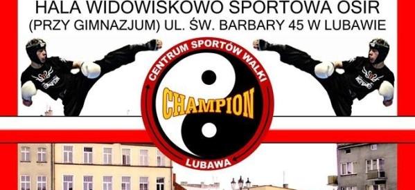 Mistrzostwa Polski w Lubawie