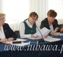 XXXIV zwyczajna sesja Rady Miasta Lubawa