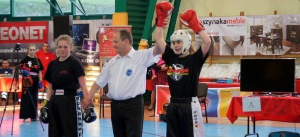 Mistrzostwa Polski kadetów w kickboxingu