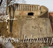 Przetarg na remont południowych murów dawnego zamku