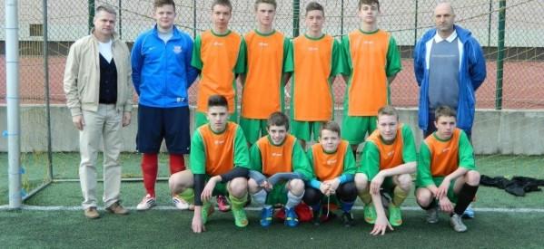 Pierwszy etap eliminacyjny Turnieju Piłkarskiego Coca-Cola Cup 2014 Chłopców