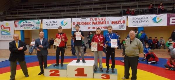 Międzynarodowy Turniej o Puchar Warmii i Mazur w Olsztynie