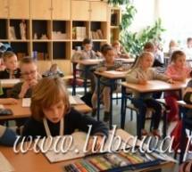 Smerfy w szkole